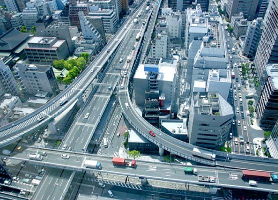 福山市交通インフラ