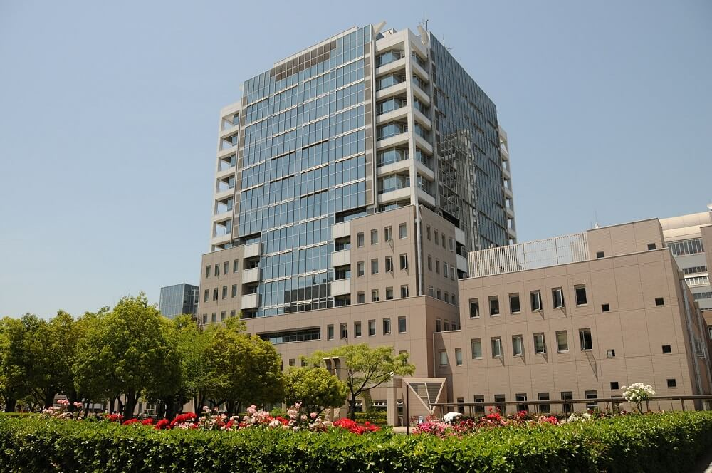 福山市役所